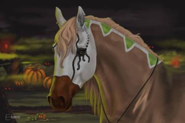 Halloween YHH - Navoo - are-we-dancers by Elvenue