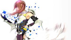 Final Fantasy l Lightning by SKstalker