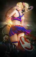 Juliet Starling I Lollipop Chainsaw I by SKstalker