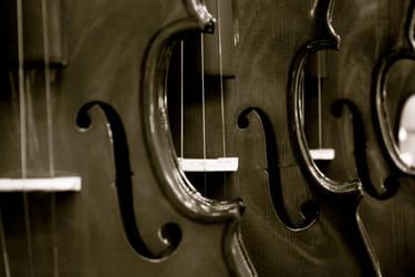 shape of music by GeneralRen