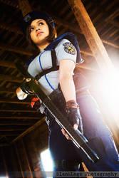 Jill Valentine - Resident Evil by blanklogo