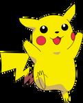 Pokemon: Pikachu by FloppyChiptunes