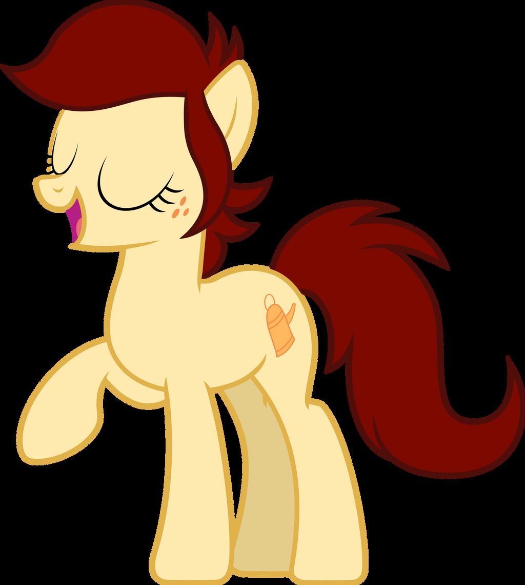 MLP: Galacon mascot Canni Soda singing by FloppyChiptunes