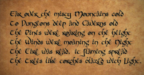 Song of the Dwarves. by Silver786