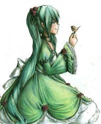 SoE - Maiden of Green by maocha