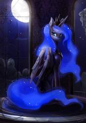 Princess Luna by maocha
