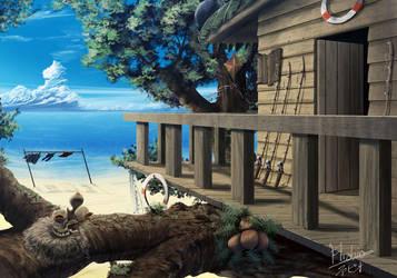 Summer House by Fhabio