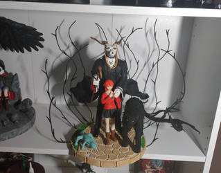 Statue The Ancient Magus Bride by GokuCreations
