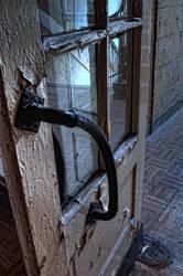 old door by Lecosa