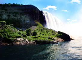 Niagara Falls by GodlikeMcx