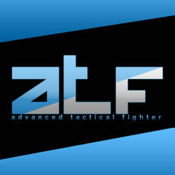 Advanced Tactical Fighter Logo by GodlikeMcx
