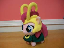 OKIE DOKIE LOKI Pinkie Pie and Costume by happybunny86