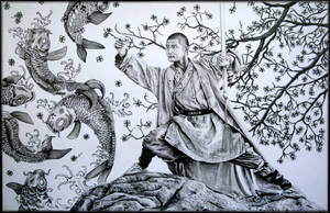 Shaolin Dream by crunchwing