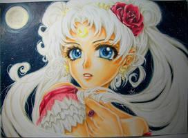 Princess Serenity by ArtTreasure