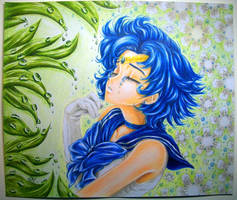 Sailor Mercury by ArtTreasure