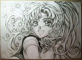 Sailor Jupiter Sparkle by ArtTreasure