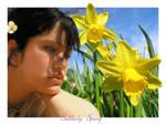 Suddenly Spring by applesandshanana