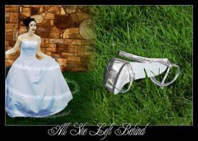 All She Left Behind by applesandshanana