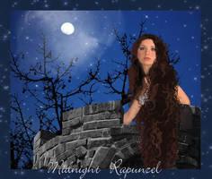 Midnight Rapunzel by applesandshanana
