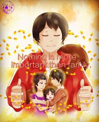Family by Momoko-Sara-Hoshino