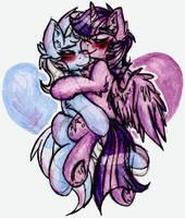 [Commission] Twixie by iRoxykun