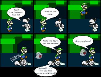 Don't mess with Dry Bones by karasz2005