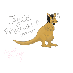 Kangaroo Comission by patatachip
