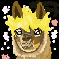 Alpaca Person by patatachip