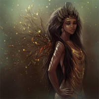 queen of autumn by morawless