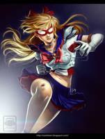 Sailor V by Zeablast