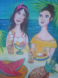 Sisters by Rocksane-Art