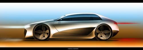 Car Rendering 1 by LonelyZone