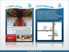 AFRAH PALACE ADS by LonelyZone