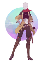 Outfit adoptable 83 (CLOSED!!) by Epic-Soldier