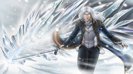 The Ice Prince by Lienwyn