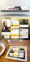 UI kit by ekaterina0023