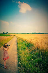 Fields of love by VBphotography