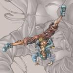 Commission: Dion Marquez (ver3) by JomanMercado