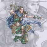 Commission: Tatiana by JomanMercado