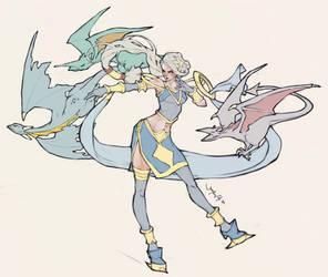 Character Design Challenge: Daenerys by JomanMercado