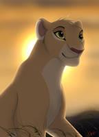 Tiifu- Sunny Lioness by polar-ARCTIK