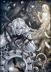 Labyrinth of time by Candra
