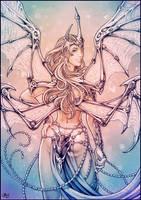Soulfire Grace by Candra