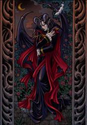 Sorrow of Mephistopheles by Candra