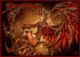 Angelus III by Candra