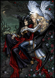 Romance by Candra