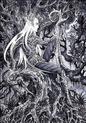 King of Mirkwood by Candra