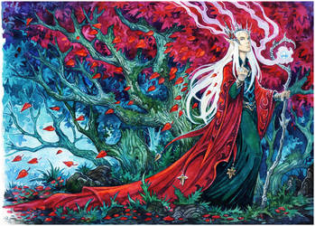 Welcome to Mirkwood by Candra