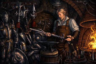 Forge by Candra