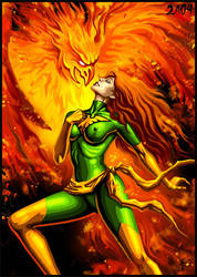 Phoenix by Candra